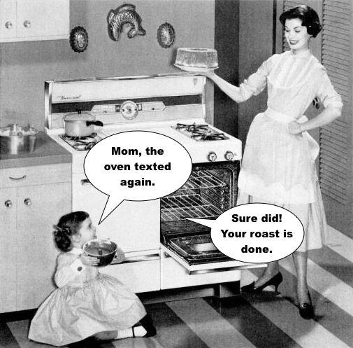 IOT Oven